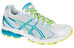 Asics Women's GT-2170 W white tahiti neon yellow